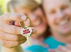 Support for helping first home buyers with deposits